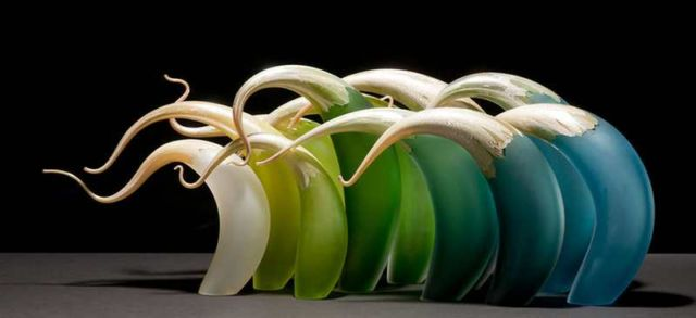 Glass Sculptures by Rick Eggert (4)