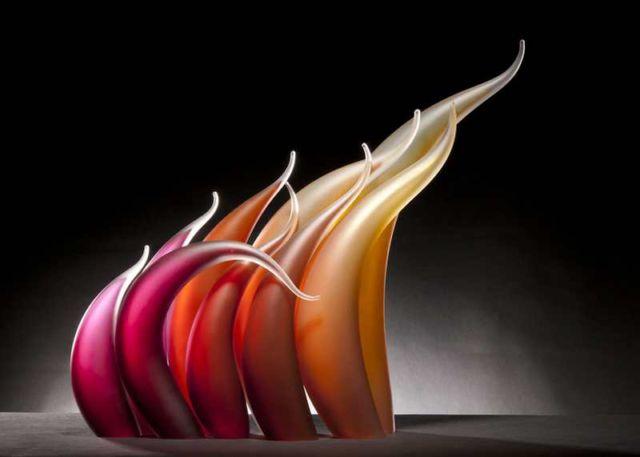 Glass Sculptures by Rick Eggert (2)