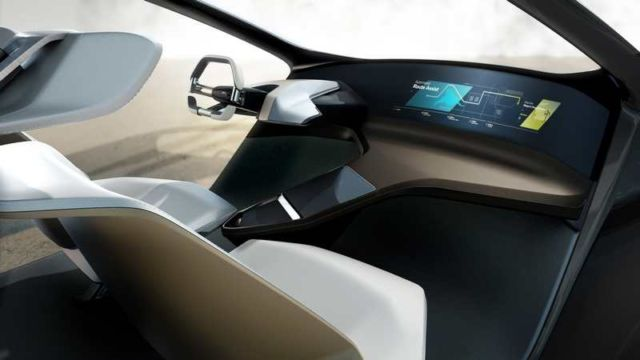 BMW HoloActive Touch User Interface