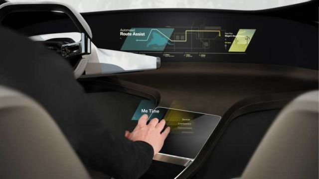 BMW HoloActive Touch User Interface (2)