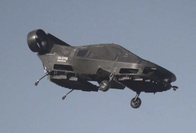 Cormorant UAV self-flying robotic ambulance