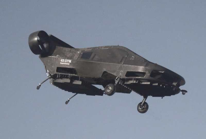 Cormorant UAV self-flying robotic ambulance (4)