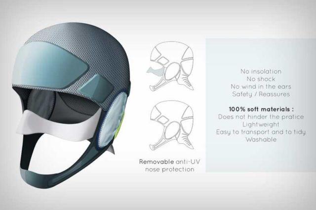 Flexible Surfing Helmet (2)