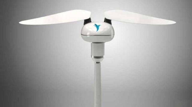 Tyer Wind biomimic wind converter (1)