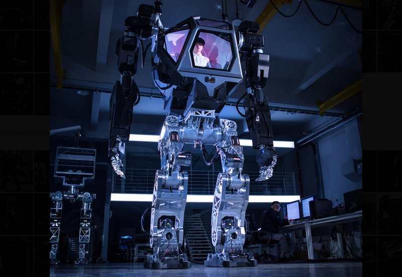 Wordlesstech Hankook Mirae Method 2 Robot Suit