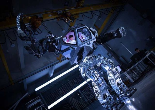 Hankook Mirae Method-2 Robot Suit (3)