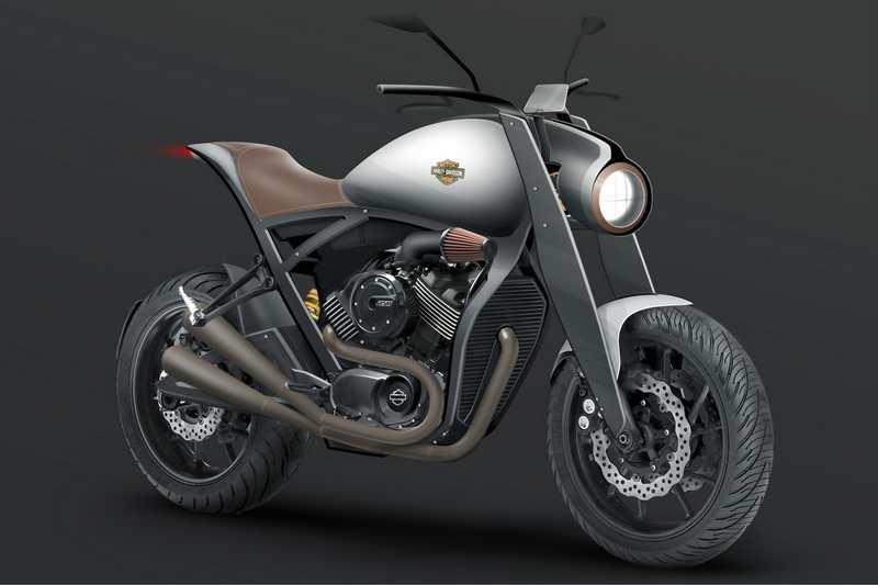 Harley Davidson Para