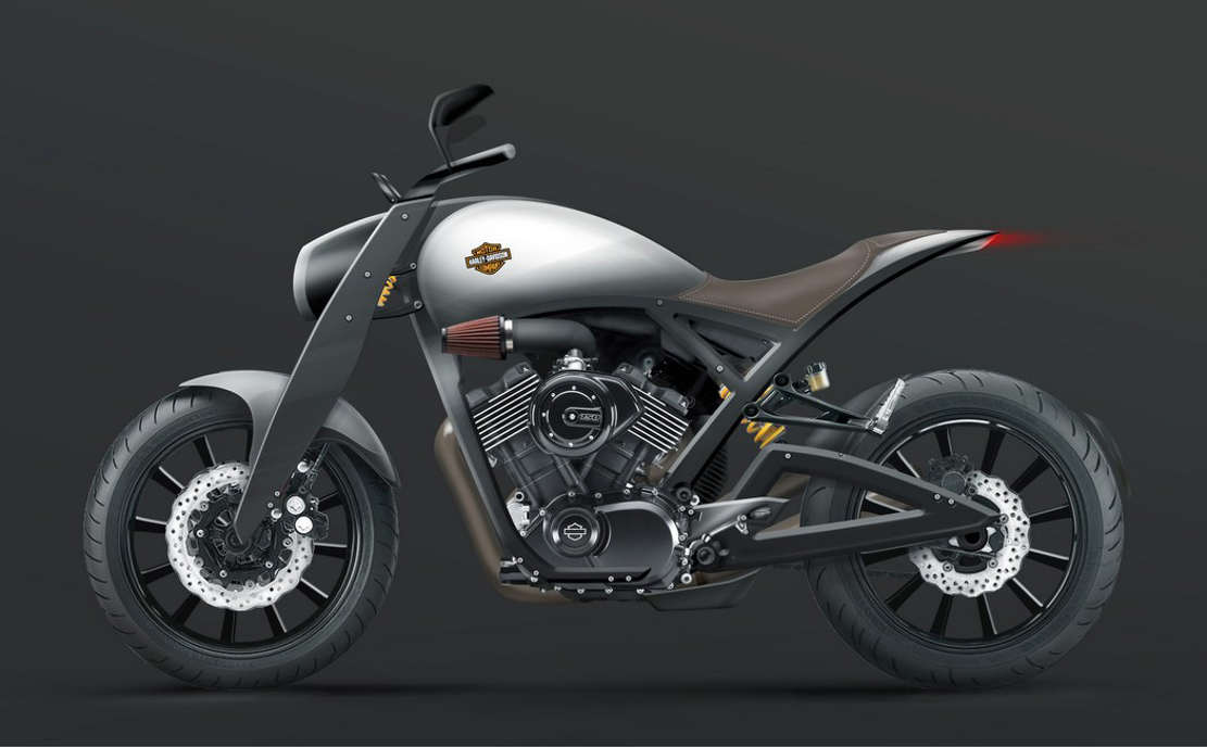 Harley Davidson Paradigm Shift (1)
