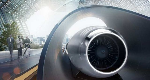 Hyperloop plans to connect most of Europe