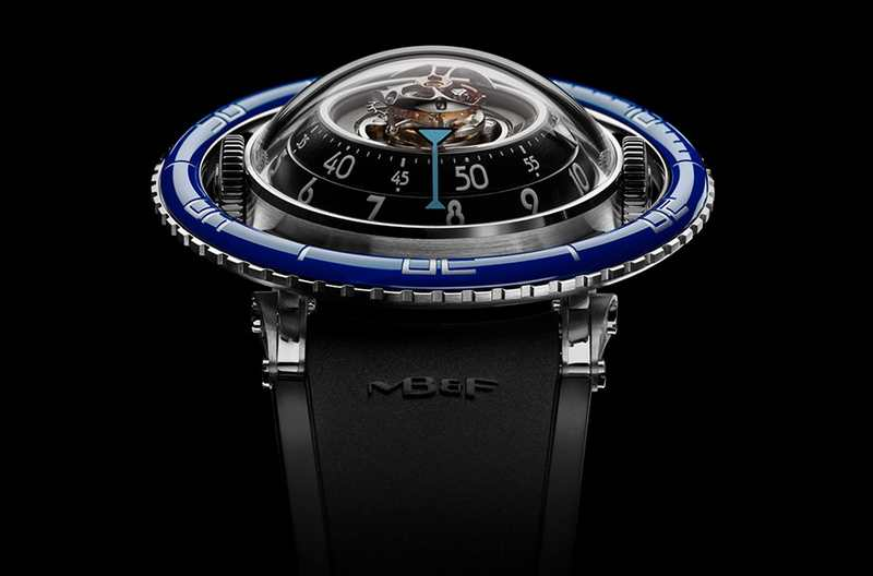 MB&F HM7 Aquapod Watch (3)