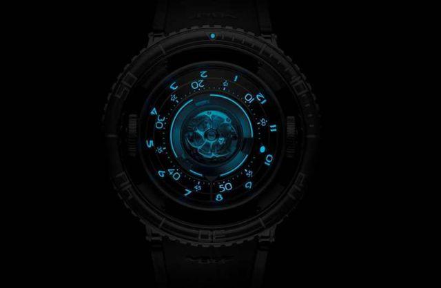 MB&F HM7 Aquapod Watch (1)
