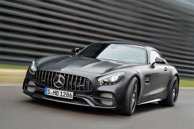 Mercedes AMG GT C Edition 50 (3)