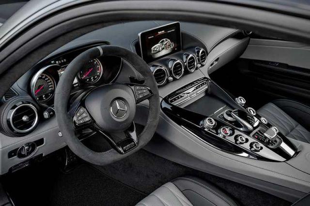 Mercedes AMG GT C Edition 50 (2)