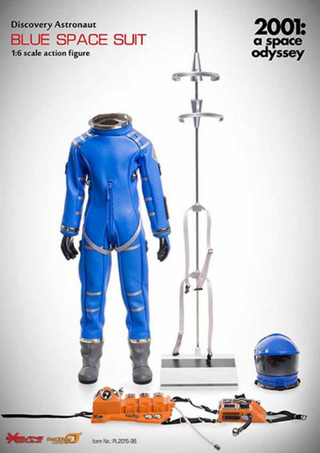 New Boeing's lighter Spacesuit for Astronauts (2)