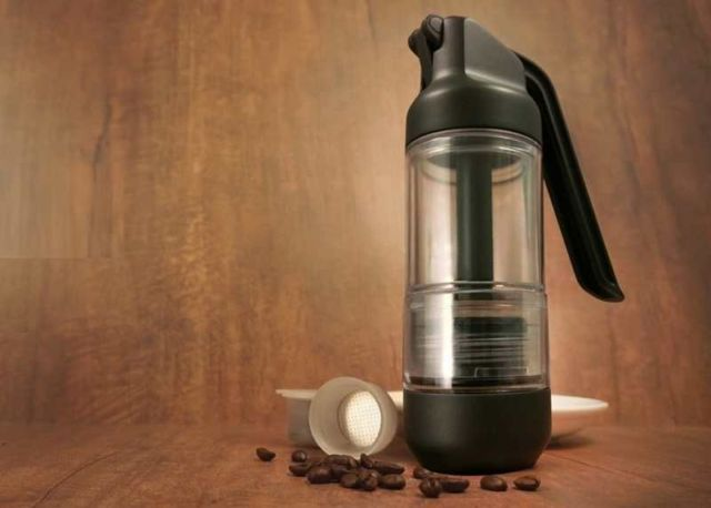 Simpresso - portable espresso machine