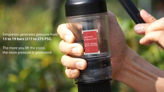 Simpresso - portable espresso machine (2)