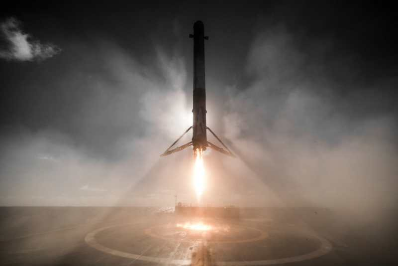 SpaceX unveils stunning images with its return (7)