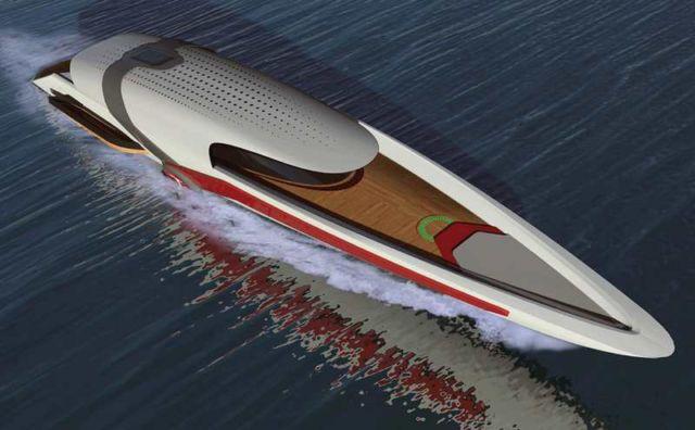 Wordlesstech Tesla Yacht Model Y