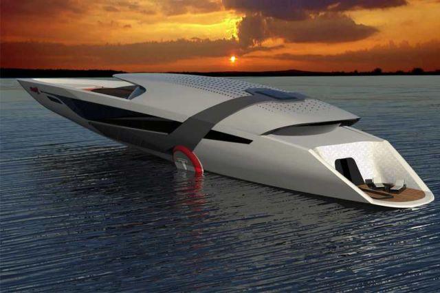 Çevre dostu tekne Tesla Model Y Yacht, yakında denizlerde olacak