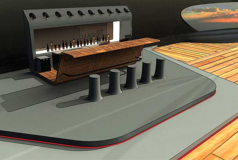 Tesla Yacht Model Y Wordlesstech