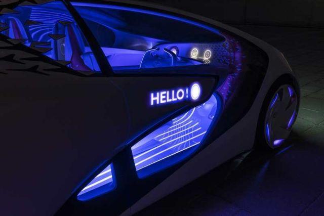 Toyota Concept-i futuristic car (6)
