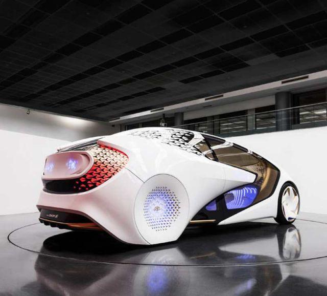 Toyota Concept-i futuristic car (4)