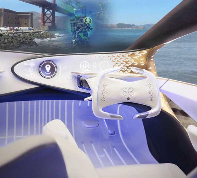 Toyota Concept-i futuristic car (2)