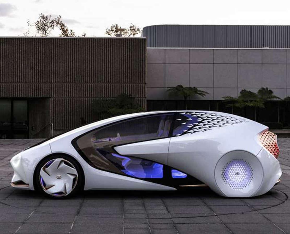 Toyota Concept-i futuristic car (1)