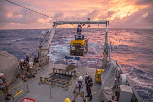 Unexplored Ocean Depths in Extreme Life Conditions (1)
