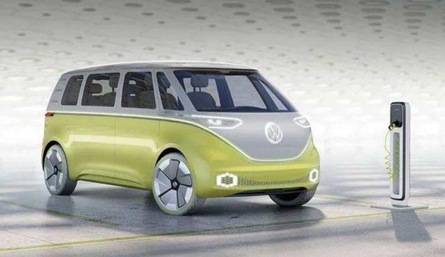 Volkswagen self-driving Microbus concept (8)