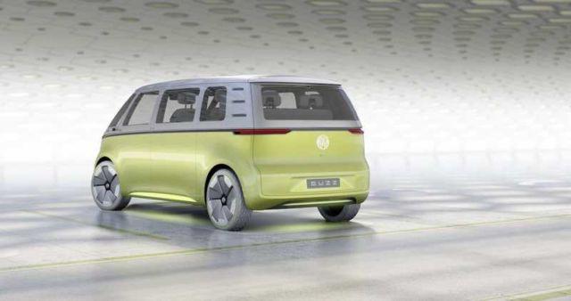 Volkswagen self-driving Microbus concept (3)