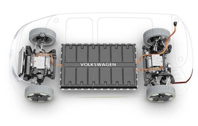 Volkswagen self-driving Microbus concept (2)