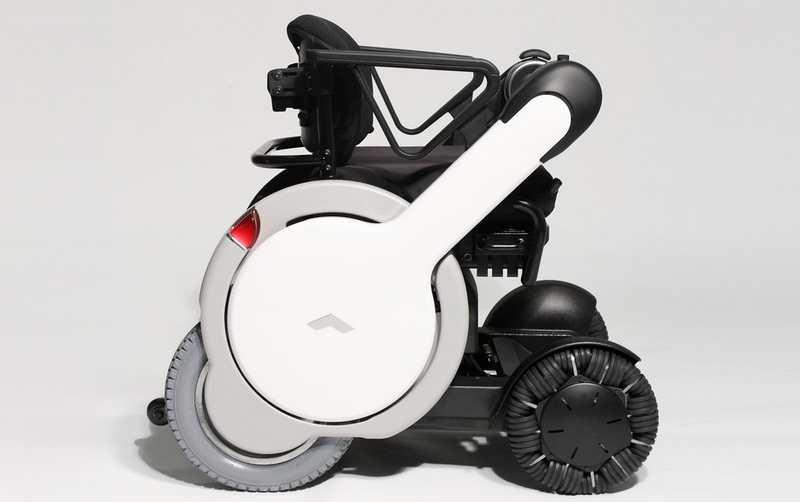 Whill all-terrain Wheelchair