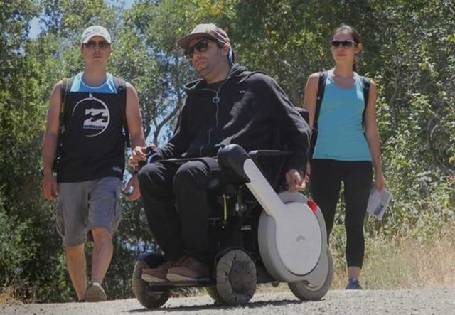 Whill all-terrain Wheelchair