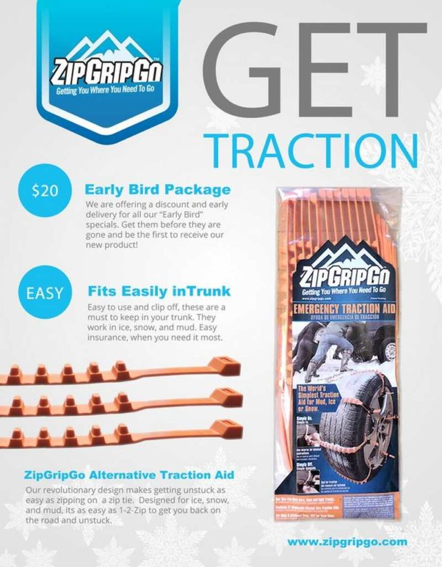 ZipGripGo Emergency Traction Aid for Snow (1)