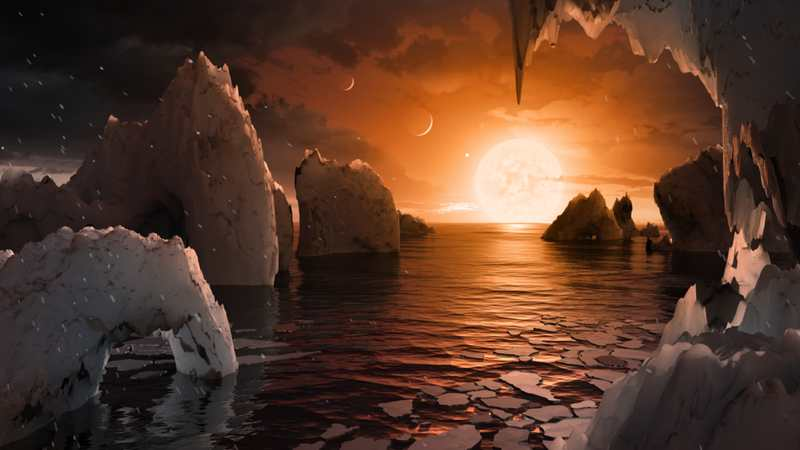 7 Earth-sized planets have been discovered