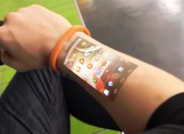 A Bracelet to replace Smartwatches