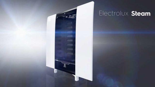 Electrolux Steam closet (5)