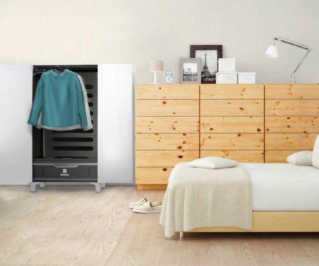 Electrolux Steam closet (4)
