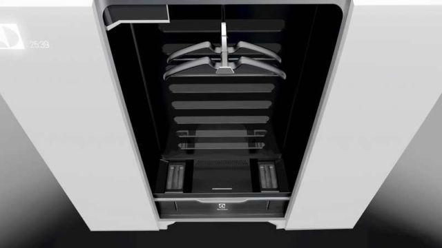 Electrolux Steam closet (3)