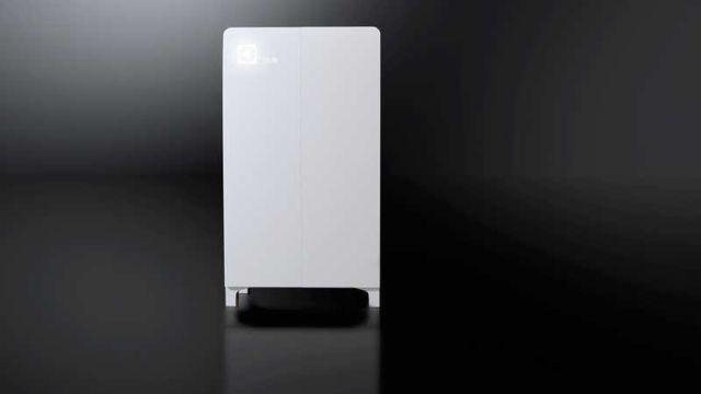 Electrolux Steam closet (1)