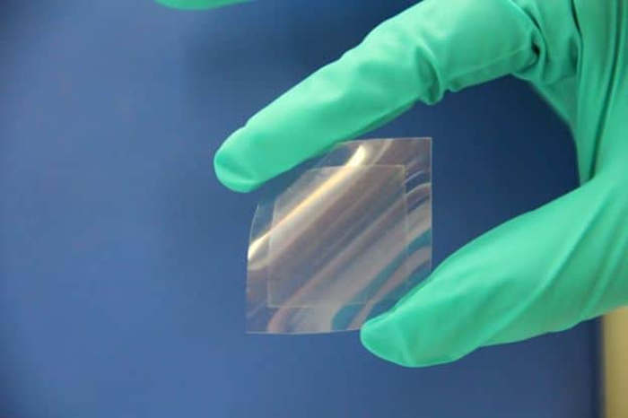 Material 200 times stronger than Steel made by Cooking Oil