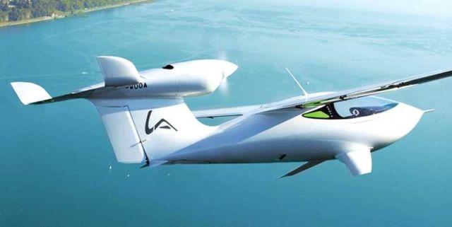 AKOYA amphibious private Skiplane