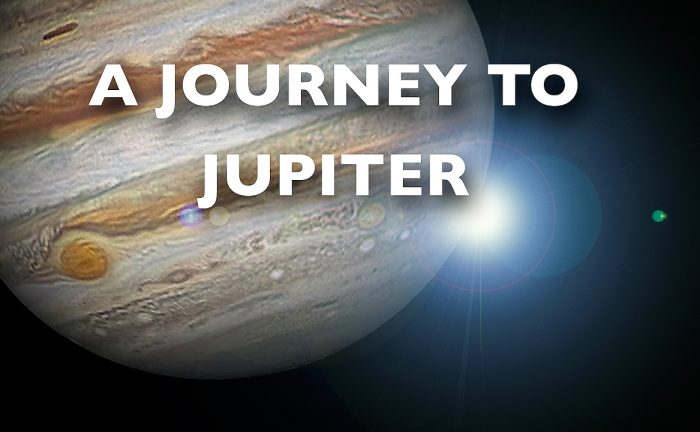 An amazing Journey to Jupiter
