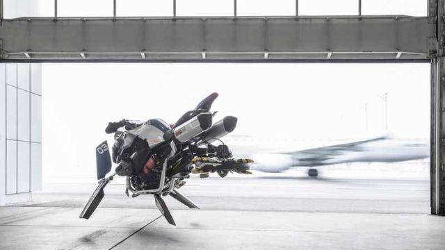 BMW X LEGO Hover Bike concept (4)