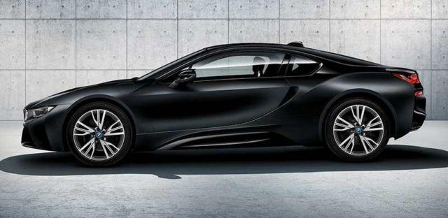 BMW i8 Protonic Frozen Black Edition (1)