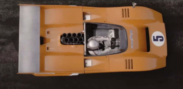 Bruce McLaren's amazing story