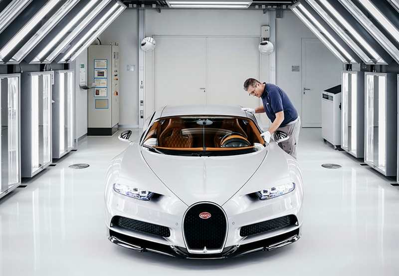 Bugatti Chiron at Molsheim production facility (10)