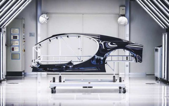 Bugatti Chiron at Molsheim production facility (4)