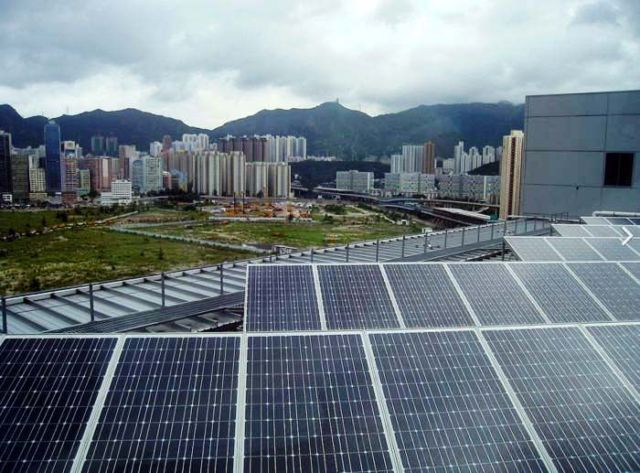 China is now the Biggest Solar Energy producer